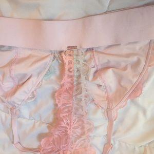 PINK Victoria's Secret Intimates & Sleepwear - lace pink bralette